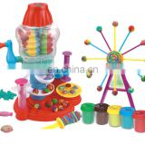 Children intelligent clay dough play set