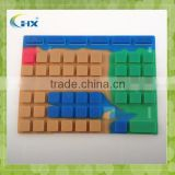 Silicone rubber keyboard manufacturer in shenzhen