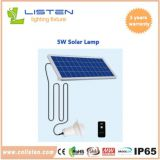 5W Solar LED Lamp Emergency Home Outdoor Camping Hunting Light Lamp