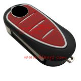Fashional red and black car key shell Alfa 3 Button Romeo 159 GTASIP22 Blade