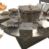 automatic ice cream cone making machine with best price in china for sale