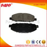 front ceramic brake pads for japanese nissan urvan oem 41080-VW025