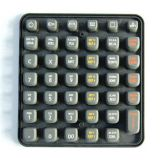 Silicone Rubber Buttons Keypad,Silicone Button With Carbon Pill