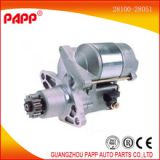 Used for toyota OEM 28100-28051 auto starter motor