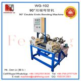 WG-102 90°Double-End Roll Bending Machine