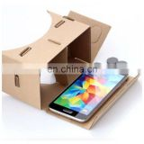 Virtual Reality 3D Cardboard Glasses VR Viewer For Google Android iPhone Samsung VR032