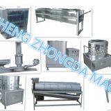 full Chicken slaughter house machine Line