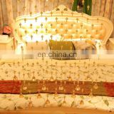 wedding backdrop decoration curtain crystal bead curtains