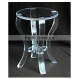 wholesale factory resin clear chair