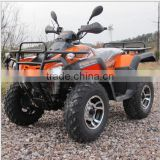 high quatliy Four-wheel-drive CVT 300cc 4x4 Quad ATV for saler