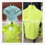 Online Shopping Women Custom New Fashion High Quality Long Sleeve Reflective Safety Sports Running Shirt