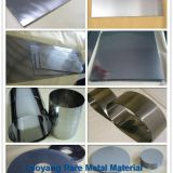99.95% Pure Tungsten Sheet Plate manufacturer in China