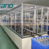 Automobile and motorcycle carburetor assembly production line