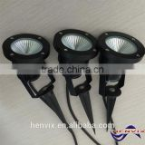 80Ra IP65 landscape lighting fixtures led, 7w led lights for landscaping