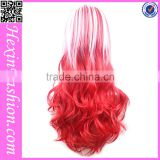 Long Curly Synthetic Wig Wholesale
