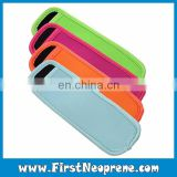 Custom Colorful Freeze Protection Neoprene Insulated Ice Pop Sleeve