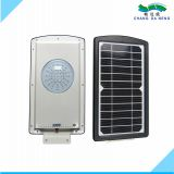 5W-100W outdoor solar panel integrated solar led street light