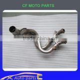 for cf moto parts,for cf moto exhaust pipe assembly A000-161100 for cfmoto nk650