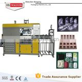 Blister Vacuum Thermo Forming Machine for PVC, PET Blister clamshell