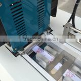 Super ultrasonic machine for cutting brand tags for garments