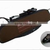 Car DVR Wireless Camera Bluetooth Handsfree Rearview Mirror Car Kit