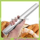 Amazon hotting Baking Rough Clay Pizza Pasta Roller,stainless steel rolling pin