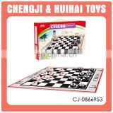 Large game carpet international chess giant chess mat