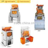 2016 Stainess steel automatic fresh orange juice machine(ZQW-2000E-5)