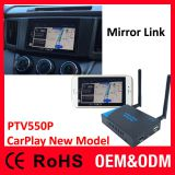 Car wifi display receiver for airplay miracast ios 11 Youtube video playing