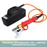 Kingson interzcool CE 43.2V electric pruner and electric pruning shear and electric secateurs