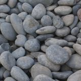 Dark Grey Decorative River Stone / Cobblestone 30 - 50mm