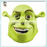 Masquerade Party Shrek Cartoon Funny Face Halloween Masks HPC-0489