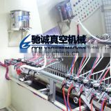 automatic powder coating line/automatic line/uv coating machine for wood floor/uv coating machine