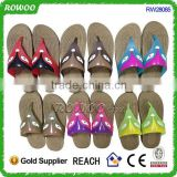 China factory wholesale New Model espadrille flip flop