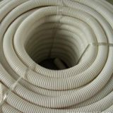 PVC/upvc/cpvc material single wall corrugated plastic pipe/hose/tube