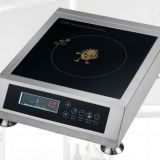 New style 5000W induction cooker 220V with CE GS CB catering equipment built-in induction warmer for buffe