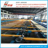 aluminium extrusion automatic high tech handling system