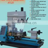 mini multi function <b>lathe</b>-drilling-<b>milling</b> <b>machine</b> AT125