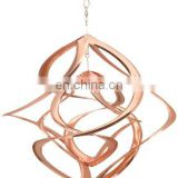 Copper Dual Wind Spinner twister
