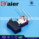 SMTS-102-C4H ON--ON rocker mini toggle switch