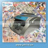 ITL Counter for the euro, $, Canadian dollar, Hong Kong, the Middle East, South Africa and other countries currency