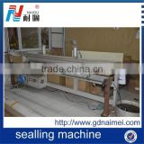 factory price 2015 hot new style LDPE high speedy sealling machine