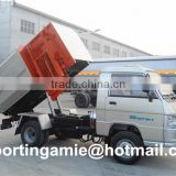 factory supply 4x2 diesel 3 CBM china garbage truck with low price