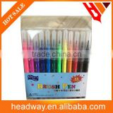 12pcs paint marker water color pen