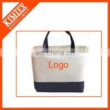 Canvas wholesale designer logos blank tote bags