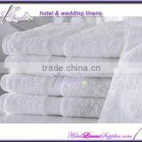 wholesale white cotton bath towels, spa bath towels for hotels, spas, super water absorption