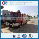 custom made 6cbm 4X2 china brand new fire truck for hot sale