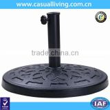 Cheap Umbrella Base Resin Umbrella Stan Garden Patio Umbrella Base Stand
