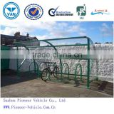 2014 best sold bicycle shed/bike shelter/ bicycle carport(ISO,TUV,SGS approved)