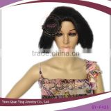 New design celebrity synthetic cheap wholesale short world celebrity wigs